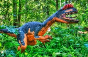 Chemo therapasaurus