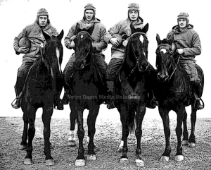 Four Horseman  Notre Dame 1924